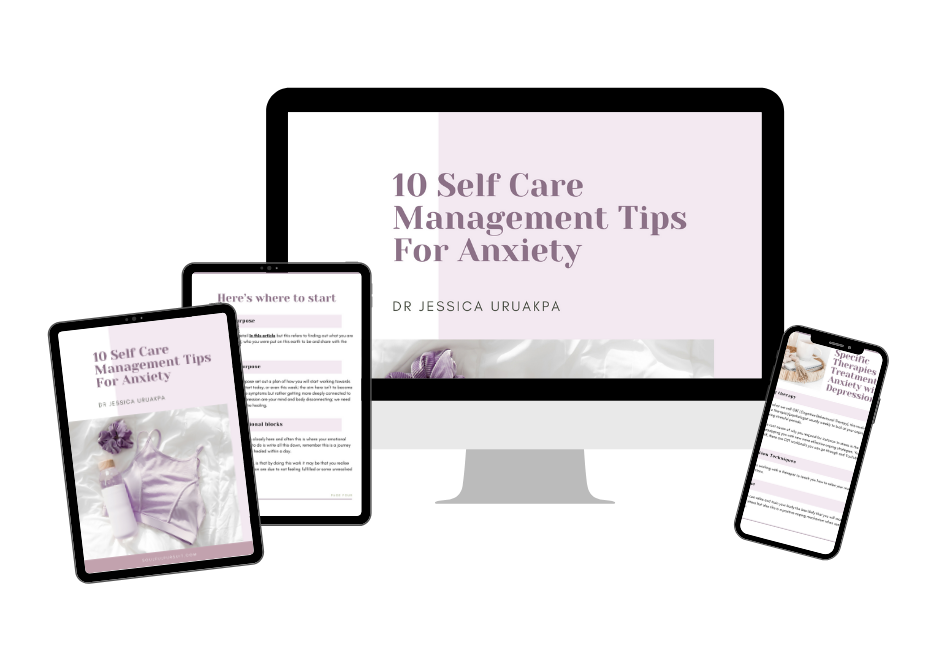 10 Steps To Know thyself And Self Care Management For Anxiety
