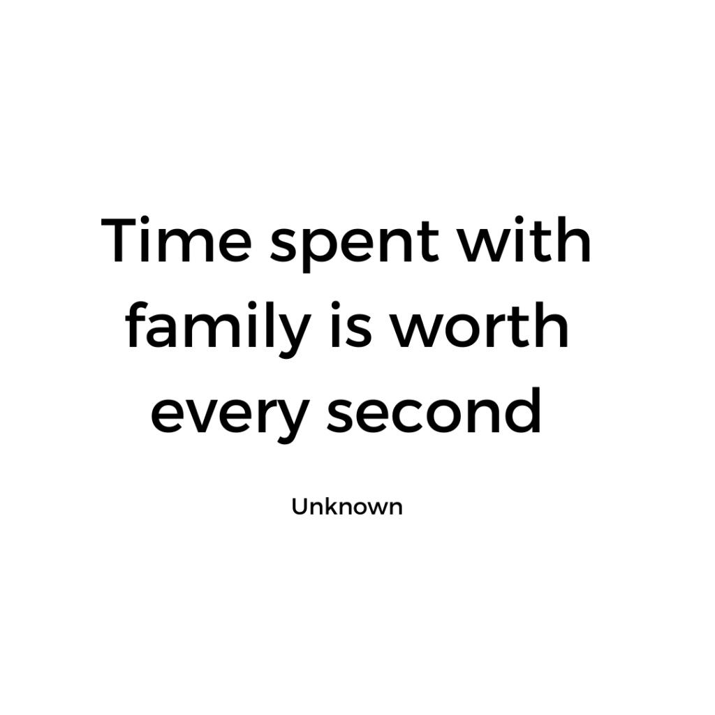 family bond quotes