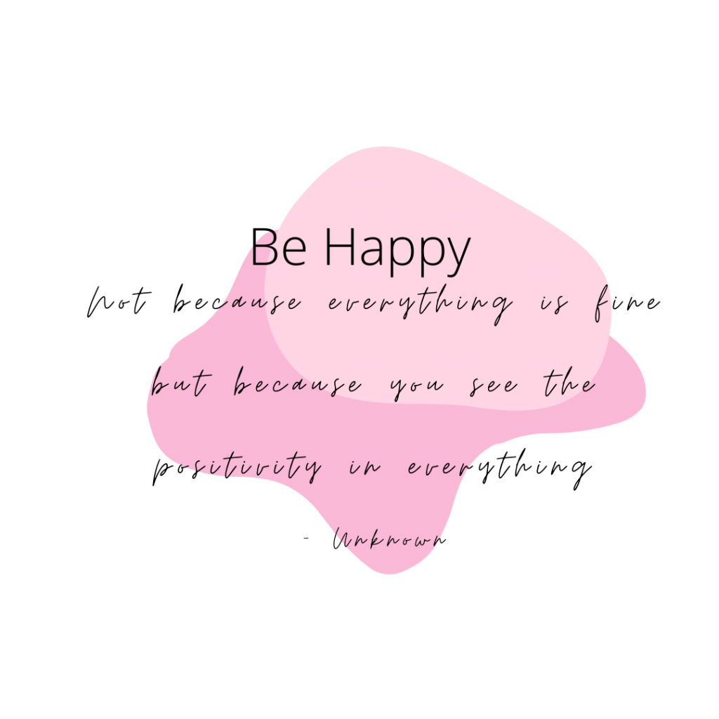 quotes to be happy